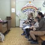 «Семейная приемная» провела выездную встречу в Ленинском районе Саратова