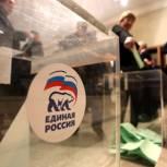 «Единая Россия» дала старт предварительному голосованию