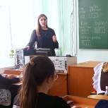В Шацком районе в рамках партпроекта «Российское село» открыли агрокласс для школьников