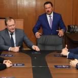 Единороссы посетили предприятие КБ ХимМаш им А. М. Исаева в Королёве