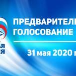 Начался прием документов для участия в партийных праймериз