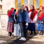 Депутаты Рязанской городской Думы присоединились к масленичным гуляниям
