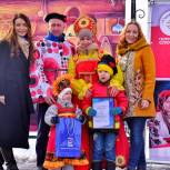 Ольга Швецова и Елена Кашкарова стали гостями семейного фестиваля в Ишиме