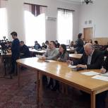 Пушкинские партийцы приняли участи в обсуждении результатов голосования на портале «Добродел»