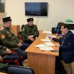Тоболяки пришли на прием к Владимиру Майеру с общественными и личными вопросами
