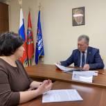 Александр Романенко предложил тиражировать на весь регион патриотический проект волонтёров Косихинского района
