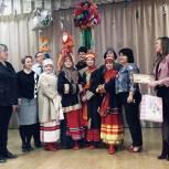 В школе №18 Рязани состоялся отчетный концерт
