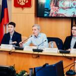 Тюменские молодогвардейцы подвели итоги проекта «Тюмень – ключ Сибири»