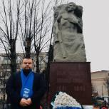 Активист проекта «Историческая память» в Люберцах провел мониторинг состояния мемориалов