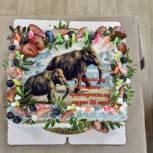 Единороссы поздравили Усинский историко-краеведческий музей с юбилеем