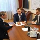 Роман Худяков: Необходима безопасная схема организации движения около новой школы