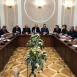 Фракция «Единой России» в Законодательном Собрании поддержала поправки в Конституцию РФ