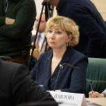 Римма Галушина: Поправки в Конституцию детально обсуждались в комитетах Совфеда