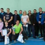 В Монастырщине состоялся Кубок по волейболу, посвящённый 75-годовщине Победы
