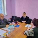 Владимир Шапкин провёл приём жителей в Балашихе