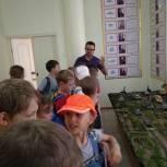 Поисковый отряд «Рубеж» представит диораму «Курская дуга» на конкурс школьных музеев
