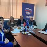 Долгопрудненские партийцы приняли участие в селекторном совещании, посвящённом реализации партпроекта