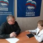 Николай Митрохин помог чучковским многодетным семьям обеспечить пожарную безопасность
