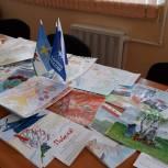 В городском округе Кашира завершается прием работ на конкурс открыток, посвященный 75-летию Победы