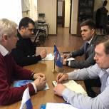 Люберецкие Партийцы обсудили работу по информированию граждан о поправках в Конституцию