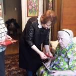Депутаты адресно поздравили рязанских ветеранов