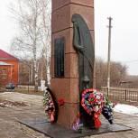 К 75-летию Победы сараевские единороссы приведут в порядок мемориалы
