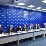 «Единая Россия» и «Волонтеры Победы» объединят усилия по оказанию помощи ветеранам и членам их семей в связи с пандемией коронавируса