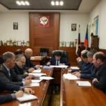 Заседание Организационного комитета состоялось в Табасаранском районе