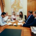 На базе тюменской приемной «Единой России» совместно с ОНФ создан волонтерский центр