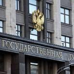 В Госдуме создана рабочая группа по парламентскому контролю за обеспечением бесплатным горячим питанием младшеклассников