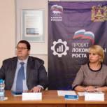 Бизнесмены обсудили меры поддержки предпринимательской деятельности в регионе