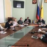 Депутаты облдумы проконтролируют реализацию партпроектов