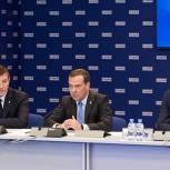 Медведев поручил фракции «Единой России» в Госдуме оперативно принять законы о помощи гражданам в связи с пандемией коронавируса