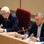 «Единая Россия» поддержала изменения в закон об областном бюджете