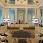 Детский обмудсмен ответила на вопросы региональных парламентариев