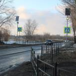 Партийцы снова проверили пешеходные переходы вблизи школ