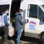 Лица «группы риска» в Омске получают адресную помощь