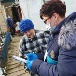 Приволжск и Тейково: волонтеры спешат на помощь