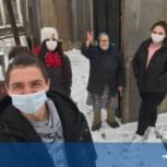 Усть-Вымские волонтёры: помощь, патрулирование и обучение онлайн
