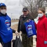 Пяти семьям деревни Ликино оказана адресная помощь