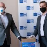 Сотрудникам «Почты России» Красноярского края передали свыше трех тысяч масок