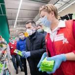 «Народный контроль» проверяет санитарные нормы в магазинах Реутова
