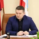 Воробьев: В Совете Федерации Олег Алексеев весь свой опыт будет использовать на благо жителей