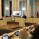 Депутаты регионального парламента поддержали внесенный губернатором закон о поддержке бизнеса