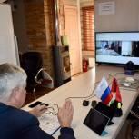 Тарас Ефимов провел партийный онлайн прием для жителей Реутова