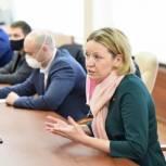 Ситуацию с корректировкой платы за отопление обсудили депутаты Госсовета