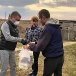 Депутат помог нуждающимся в помощи жителям Базарно-Карабулакского района