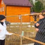 Волонтёры района Раменки доставили лекарства в Калужскую область