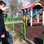 Ленинские волонтёры провели мониторинг детских и спортивных площадок