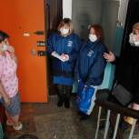 Волонтеры оперативно выполняют заявки пожилых тюменцев